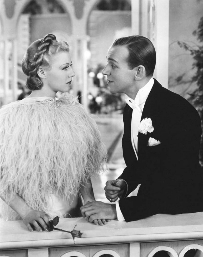Ginger Rogers and Fred Astaire, 1930s
