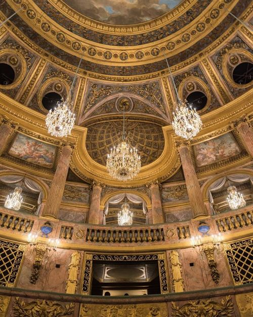 Interior, Royal Opera at Versailles