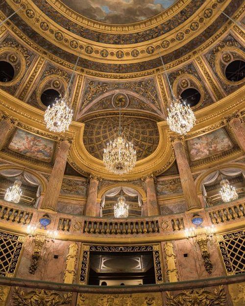 Interior, Royal Opera atVersailles