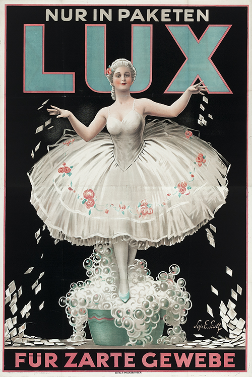 Lux soap, 1930