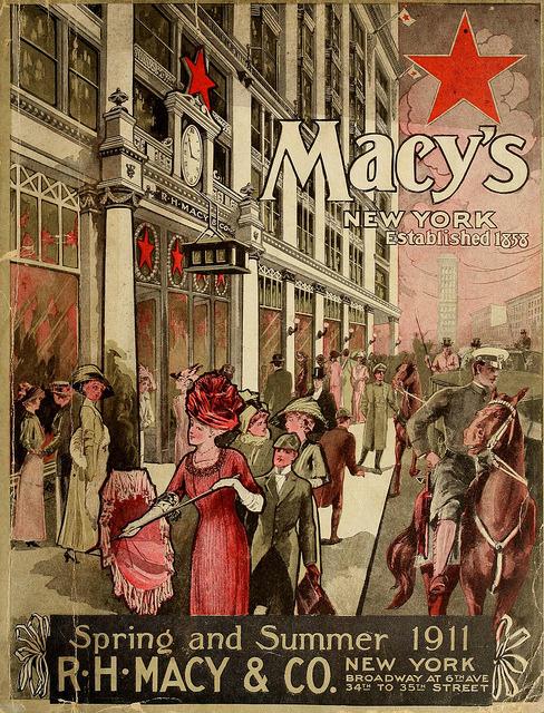 Macy's, 1911