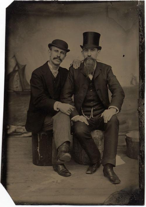 Men Together, 1800s