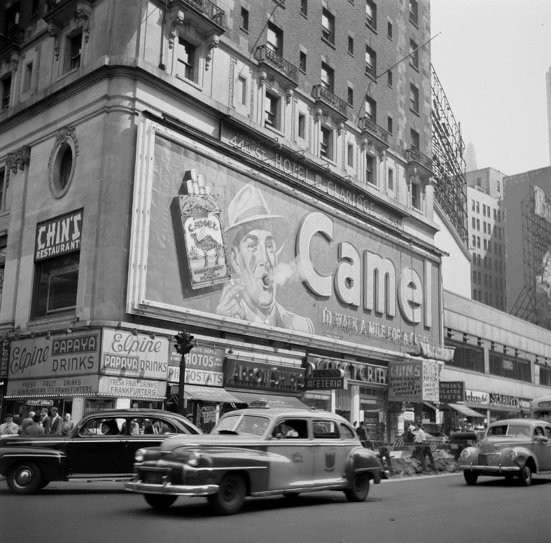 NYC, early 1940s