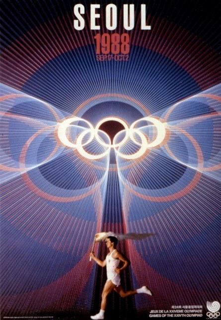 Seoul Olympics, 1988