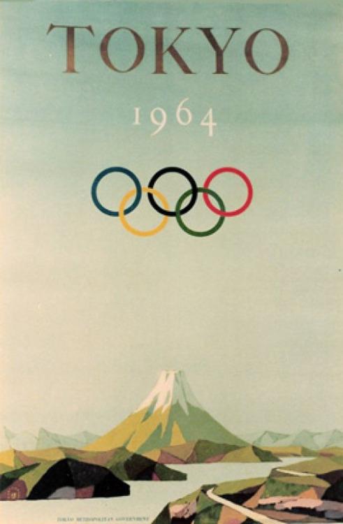 Tokyo Olympics, 1964