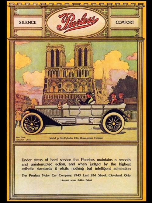 Peerless Motor Car Company,1909