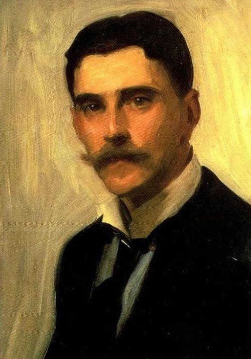 Portrait by John SingerSargent