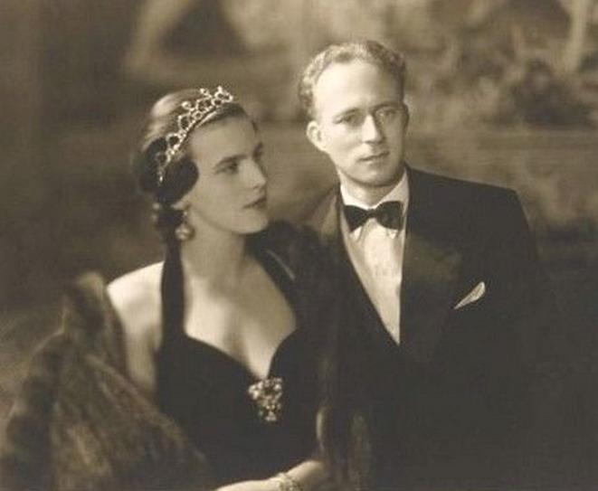 Princess Lilian and King Leopold III of Belguim