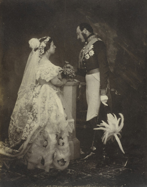 Queen Victoria and Prince Albert, 1850s