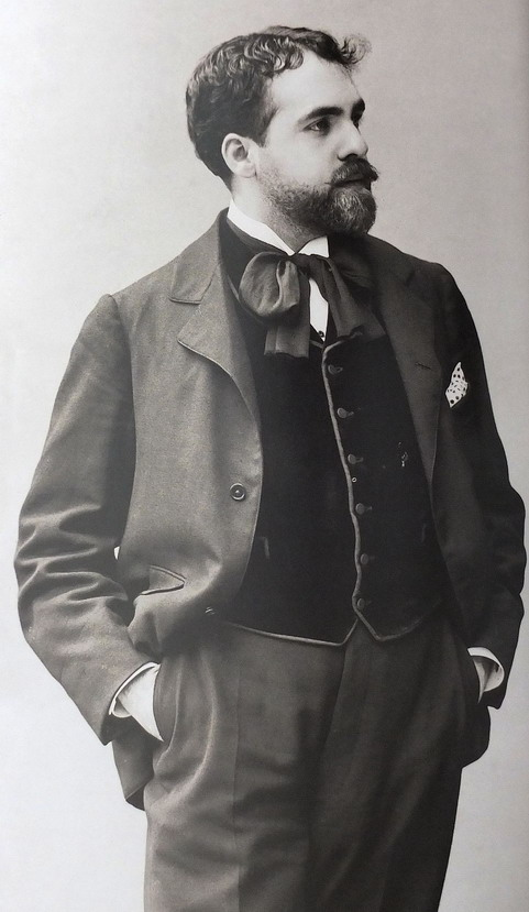 Reynaldo Hahn (gay Spanish composer based in France), 1898