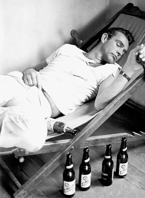 Sean Connery passedout