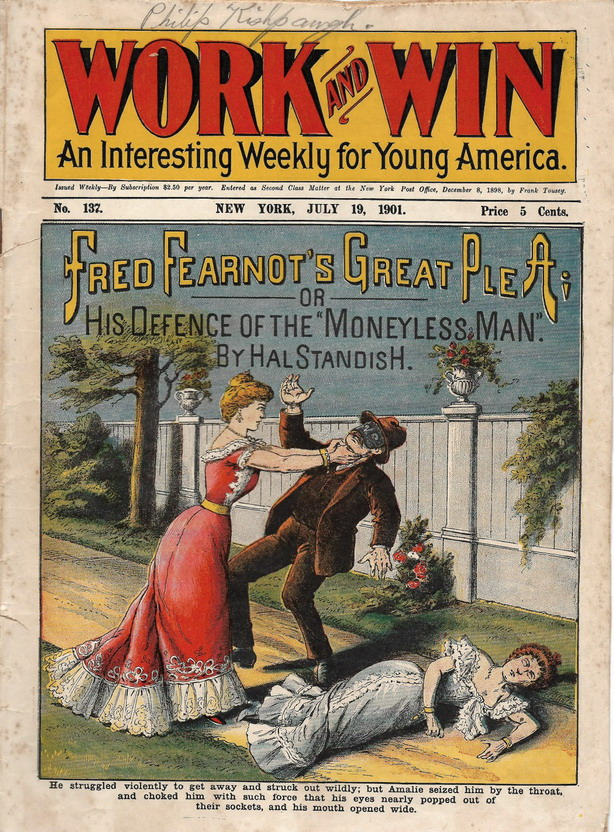 Self-defense, 1901
