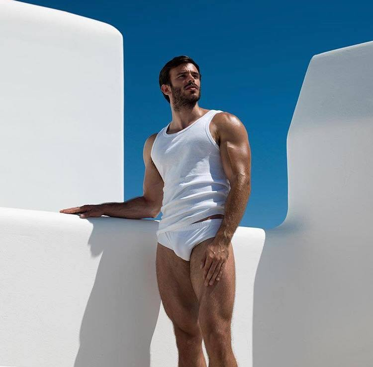 Underwear model, Greece