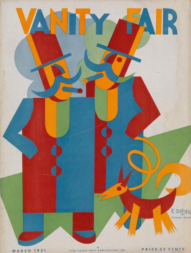 Vanity Fair, 1931