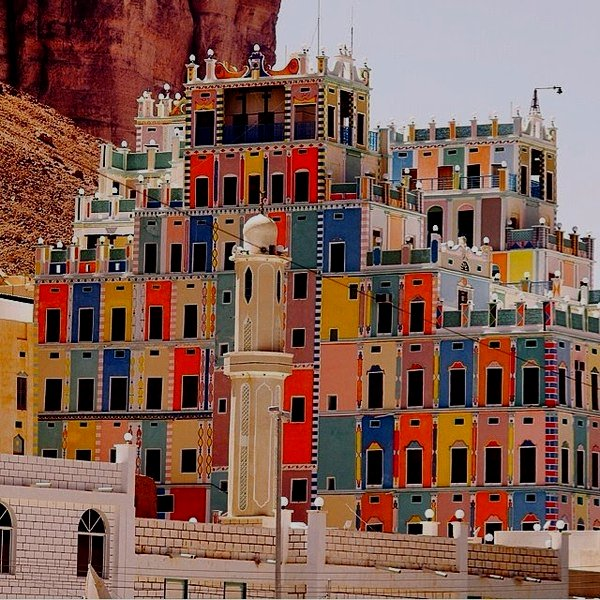 Hotel in Yemen