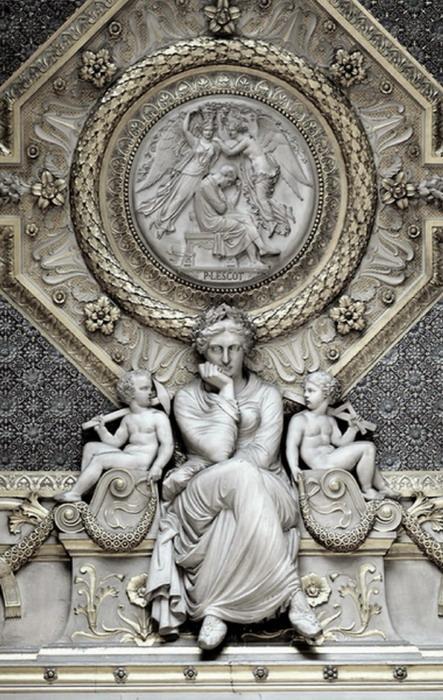 Details from the Louvre museum,Paris