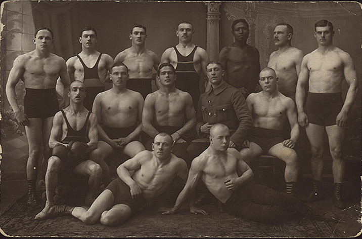 Vintage Athletic Team