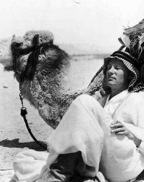 "Peter O'Toole, ""Lawrence of Arabia"""