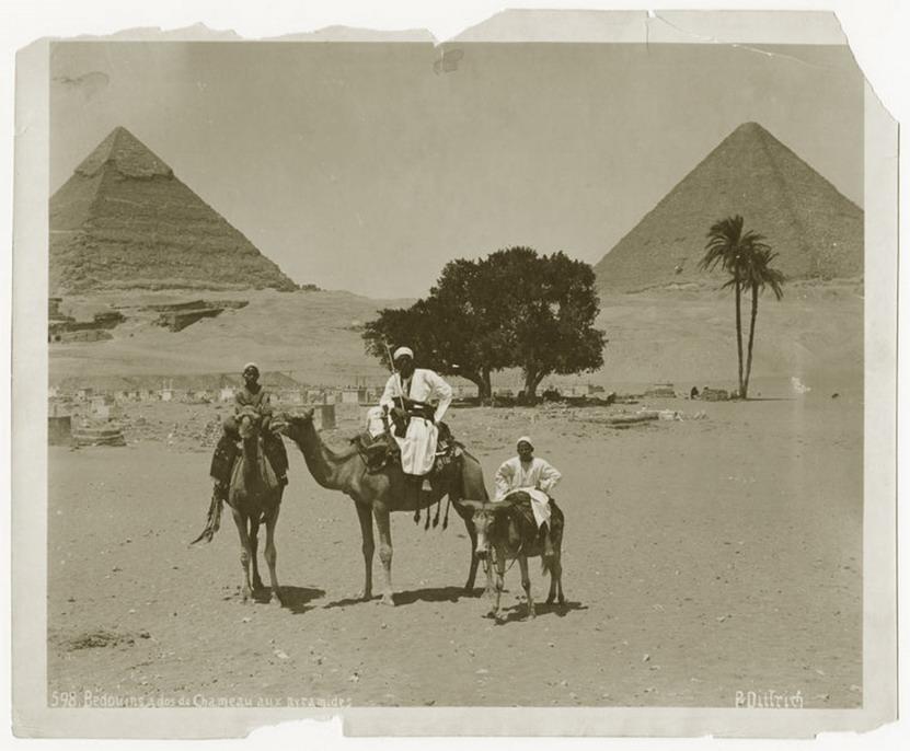 Egypt, circa 1910
