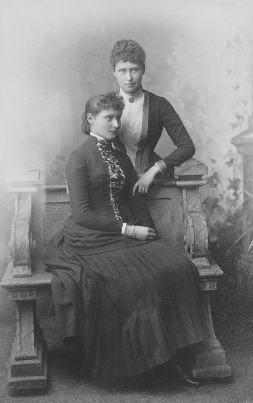 German princesses, 1800s