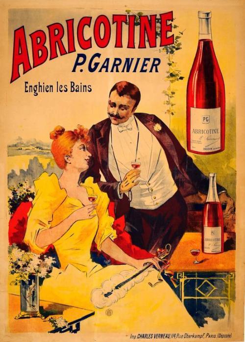 Abricotine (Apricot Liqueur)