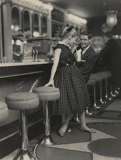 Date night, 1950s