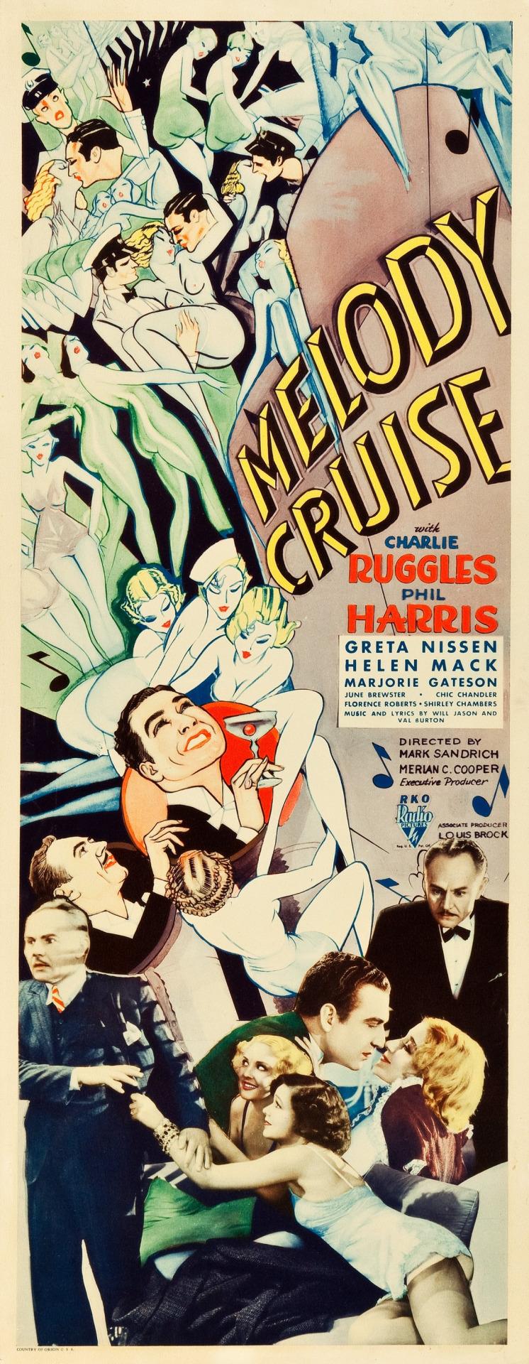 """""""Melody Cruise"""", 1933"""