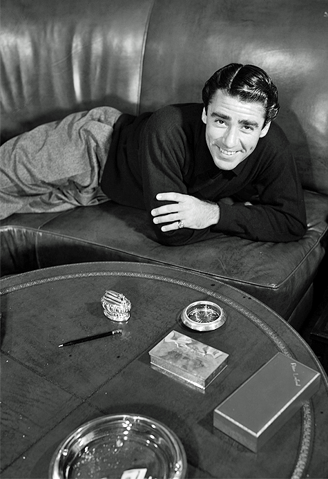 Peter Lawford, 1955