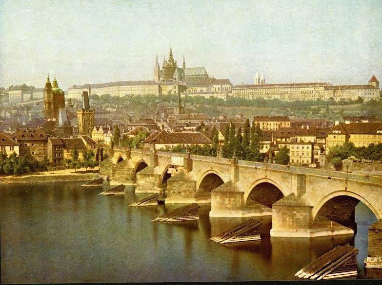 Prague, 1905