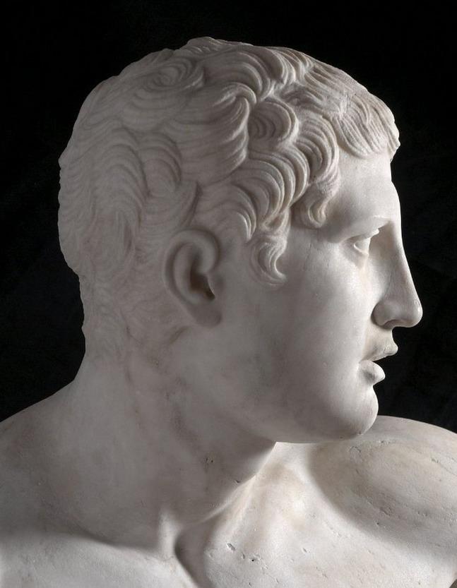 Roman copy of a Greekstatue