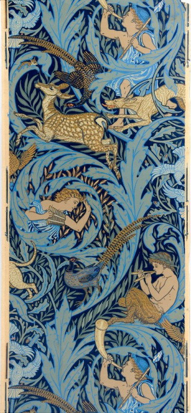 Design by Walter Crane