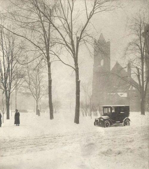 Detroit, 1901