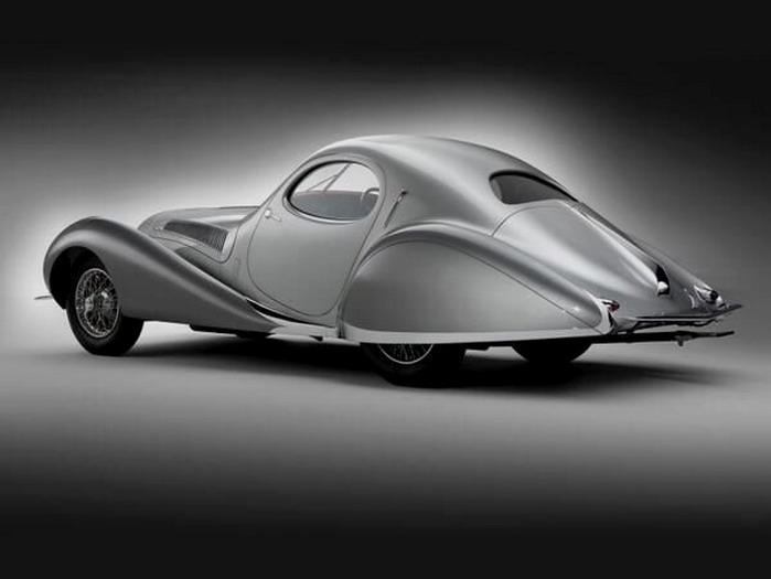 1938 Talbot-Lago T23 TeardropCoupe