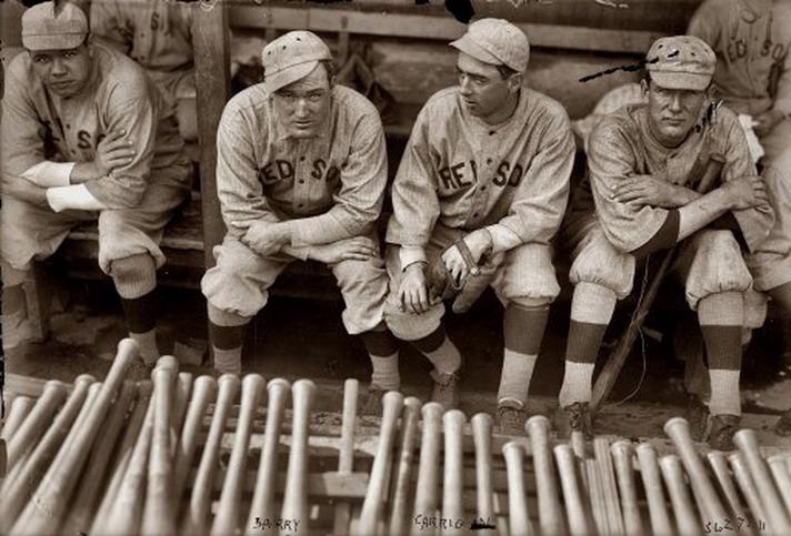 Boston Red Sox,1916