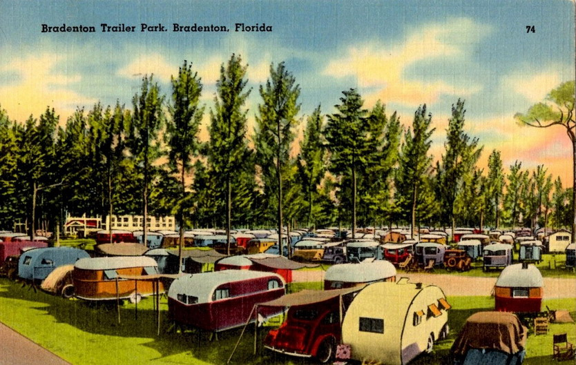 Bradenton, Florida, late 1930s