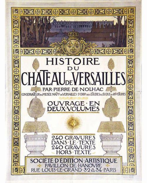 Histoire du Chateau deVersailles