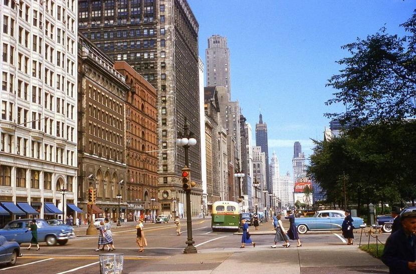 Chicago, 1950s