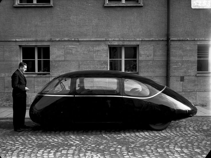 The Dymaxion, 1930s