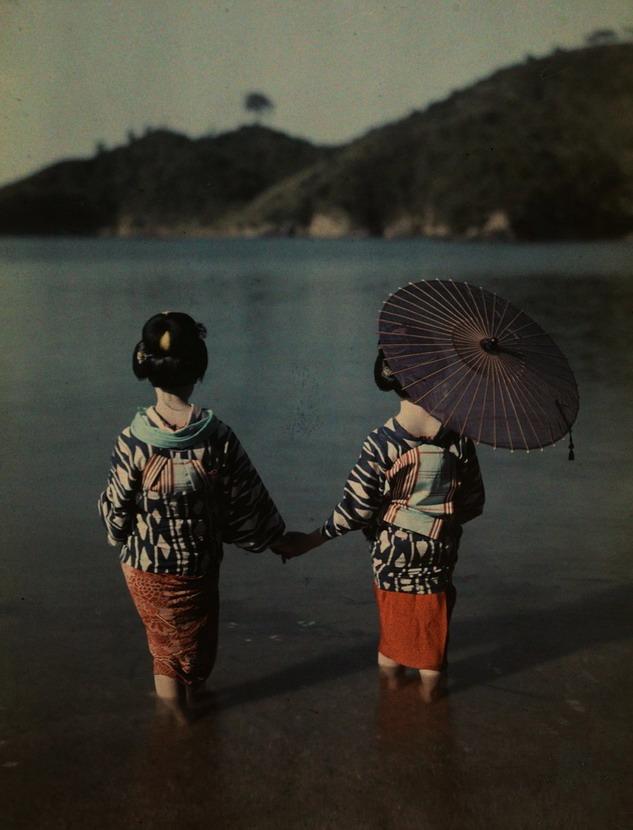 Photo by Kiyoshi Sakamoto, Japan,1928