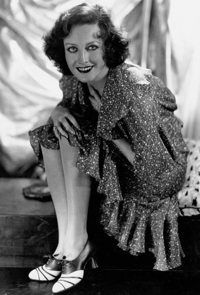 Joan Crawford, 1926 (a year into her first movie studio contract)