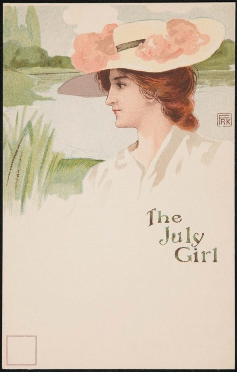The July Girl