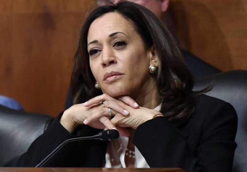 Kamala Harris is not going to put up with your BS,Republicans