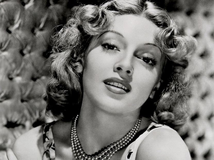 Young Lana Turner,1940s