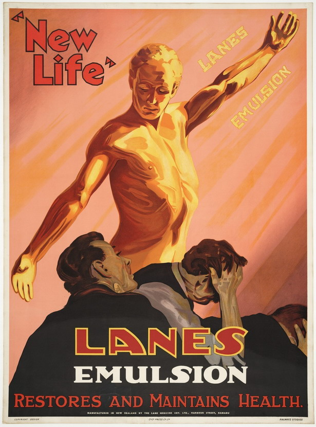 Lanes Emulsion to restore and maintainhealth