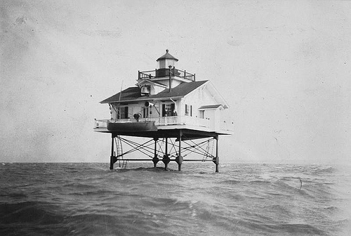 Offshore Lighthouse