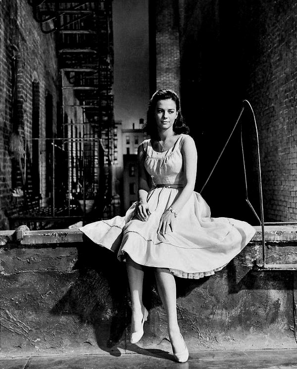 "Natalie Wood in ""West Side Story"", 1961"