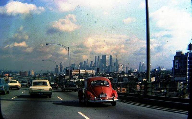 New York City, circa1960