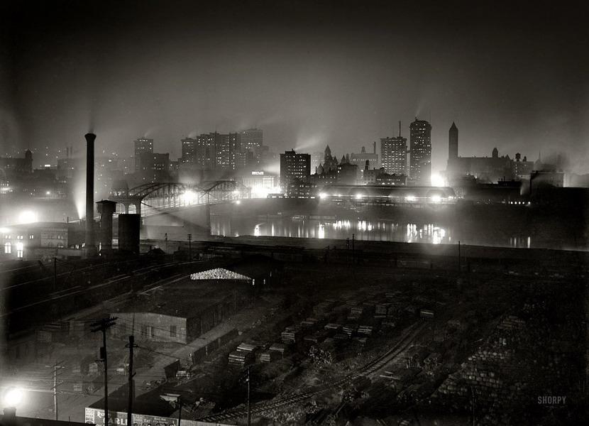 Pittsburgh, 1907