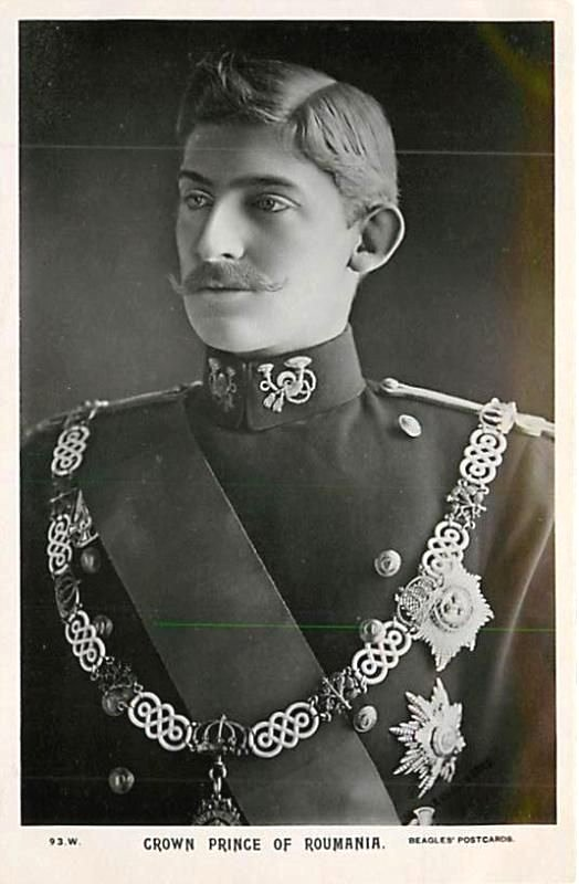 Crown Prince of Romania