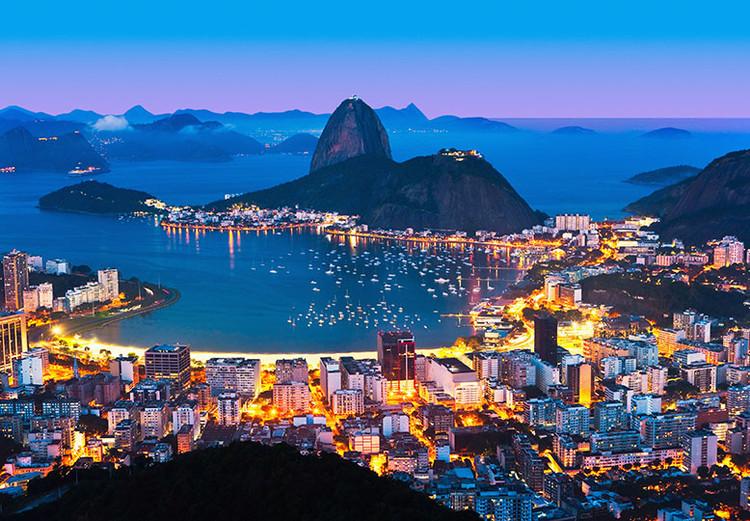 Rio de Janeiro atnight